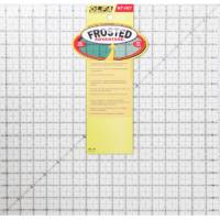 Olfa Acrylic Ruler Frosted 16.5x16.5 Square