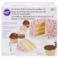 Cake Decorating Set 20pc-