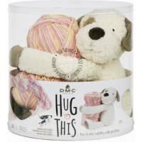 DMC Yarn Kit Hug This Puppy
