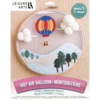 Leisure Arts Kit Emb 8