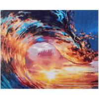 Diamond Art Kit Premium Tidal Wave