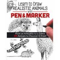 Design Originals Learn To Draw Realistic AnimalsBk