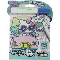 Bendon Magic Ink Pictures Bk Hello Kitty