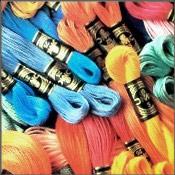 stitching fibers